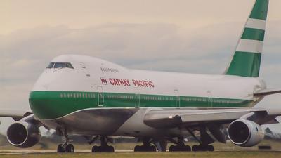 VR-HID - Boeing 747-267B - Cathay Pacific Airways