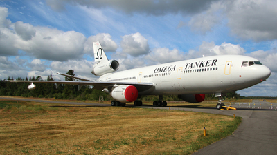 N974VV - McDonnell Douglas DC-10-40 - Omega Air