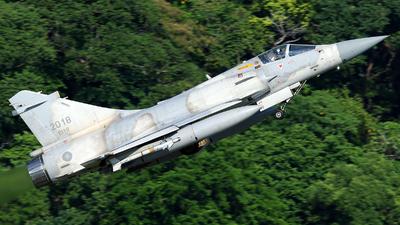 2018 - Dassault Mirage 2000-5EI - Taiwan - Air Force