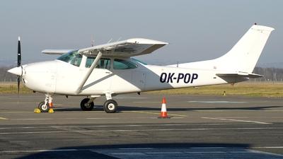 A picture of OKPOP - Cessna F182Q Skylane - [F18200125] - © Hanys