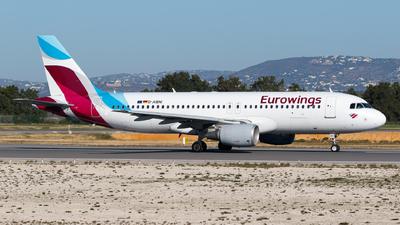 A picture of DABNI - Airbus A320214 - Germanwings - © Matteo Lamberts