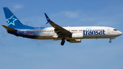 A picture of CGTQF - Boeing 7378Q8 - [29369] - © Giovanni Segarra Ortiz