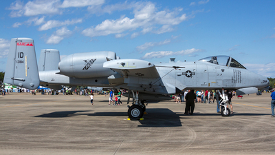 79-0084 - Fairchild A-10C Thunderbolt II - United States - US Air Force (USAF)