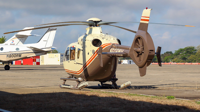 N608WM - Eurocopter EC 135P2+ - Private
