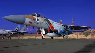 217 - Boeing F-15I Ra'am - Israel - Air Force