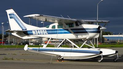 N3495L - Cessna U206B Super Skywagon - Private