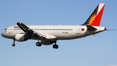 RP-C8609 - Airbus A320-214 - Philippine Airlines