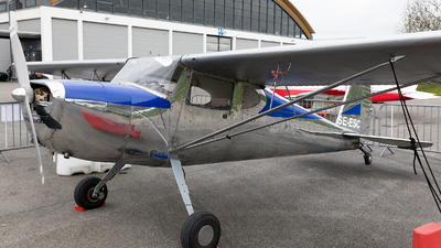 SE-ESC - Cessna 140 - Private