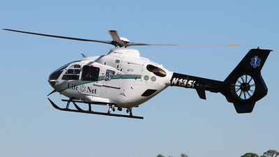 N135NP - Eurocopter EC 135T1 - Air Methods