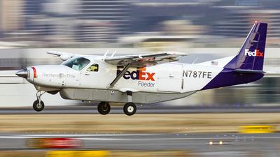 N787FE - Cessna 208B Super Cargomaster - FedEx Feeder (Mountain Air Cargo)