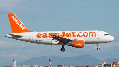 G-EZIS - Airbus A319-111 - easyJet