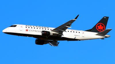 C-FEJC - Embraer 170-200SU - Air Canada Express (Sky Regional Airlines)