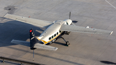 TC-REY - Cessna 208B Grand Caravan EX - Private