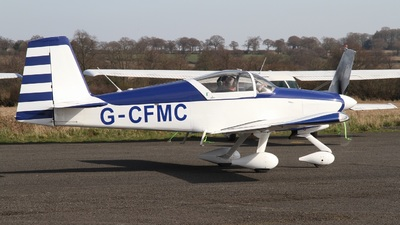 G-CFMC - Vans RV-9A - Private