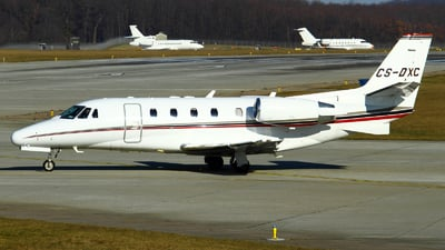 CS-DXC - Cessna 560XL Citation Excel - NetJets Europe