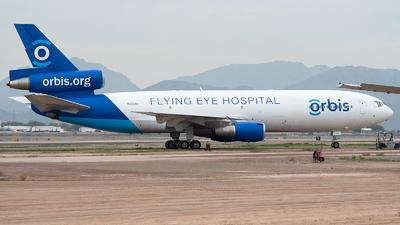 N330AU - McDonnell Douglas MD-10-30(F) - ORBIS Flying Eye Hospital