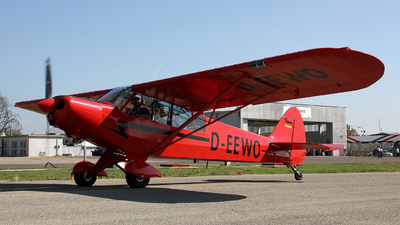 D-EEWO - Piper PA-18-150 Super Cub - Private