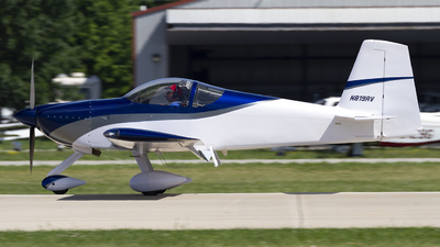 A picture of N819RV - Van's RV7A - [73888] - © Jeremy D. Dando