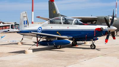 042 - Raytheon T-6A Texan II - Greece - Air Force