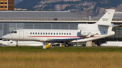 HB-JSD - Dassault Falcon 8X - Private