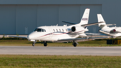 A picture of N926HL - Cessna 560XL Citation Excel - Delta Private Jets - © Mark Lawrence