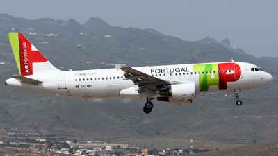 A picture of CSTNY - Airbus A320214 - TAP Air Portugal - © Alejandro Hernández León