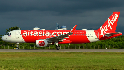 A picture of 9MAGY - Airbus A320216 - AirAsia - © Ahmad Sallehuddin A.Sahak