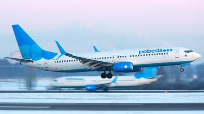 VP-BPT - Boeing 737-8AL - Pobeda