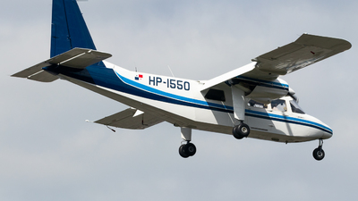 HP-1550 - Britten-Norman BN-2A Islander - Private