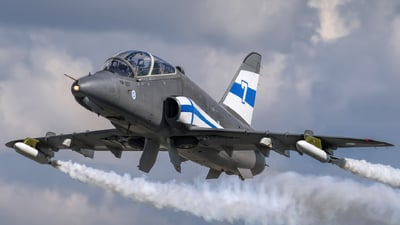 HW-307 - British Aerospace Hawk Mk.51 - Finland - Air Force