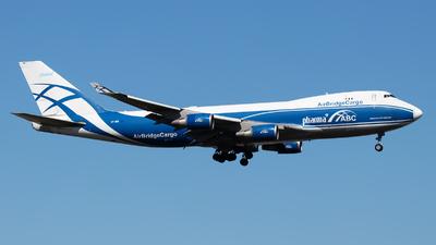 VP-BIM - Boeing 747-4HAERF - Air Bridge Cargo