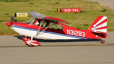 A picture of N31283 -  - [33472] - © Frank Buschmann