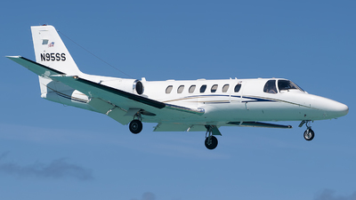 N95SS - Cessna 560 Citation Ultra - Private