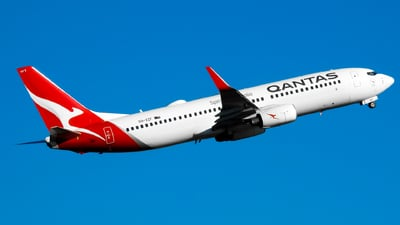 A picture of VHVZF - Boeing 737838 - Qantas - © YSSYplanespotter
