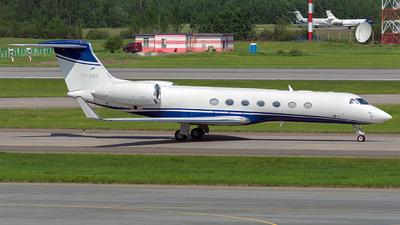 T7-ARG - Gulfstream G550 - Luxaviation