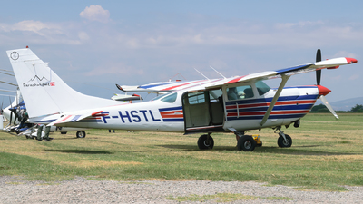 F-HSTL - Cessna U206G Stationair Soloy - Private
