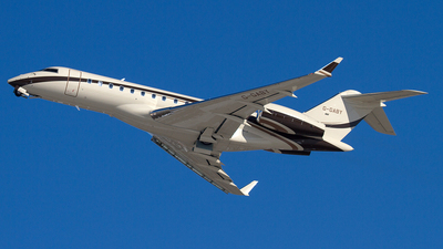 G-GABY - Bombardier BD-700-1A10 Global Express - Ocean Sky Aviation