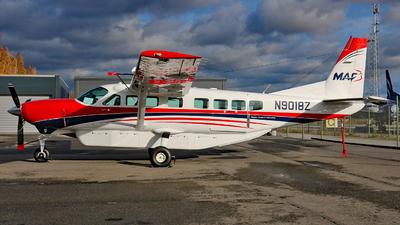 N9018Z - Cessna 208B Grand Caravan - Mission Aviation Fellowship (MAF)