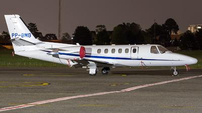PP-BMG - Cessna 550B Citation Bravo - Private
