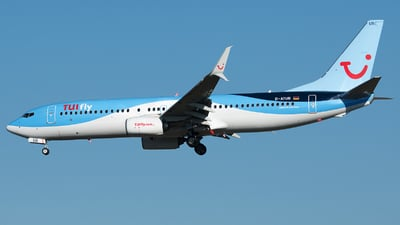 D-ATUR - Boeing 737-8K5 - TUIfly
