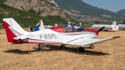 F-BSPL - Robin DR300/180R - Private
