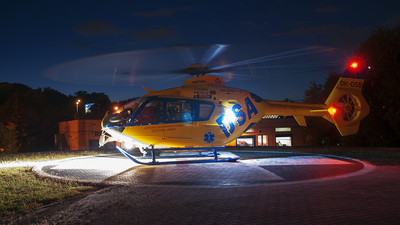 A picture of OKDSB - Airbus Helicopters H135 - [0360] - © Petr Klimša