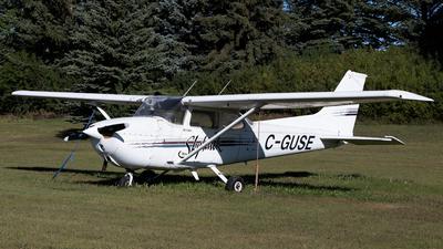 C-GUSE - Cessna 172N Skyhawk II - Private