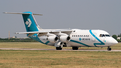 I-ADJJ - British Aerospace BAe 146-300 - Air Dolomiti