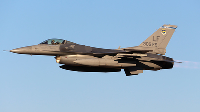 84-1294 - Lockheed Martin F-16C Fighting Falcon - United States - US Air Force (USAF)