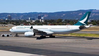A picture of BHLS - Airbus A330343 - Cathay Pacific - © Chow Kin Hei