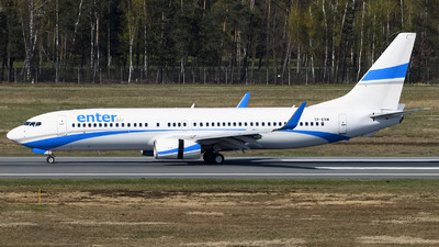 A picture of SPENW - Boeing 73786J - Enter Air - © Günther Feniuk