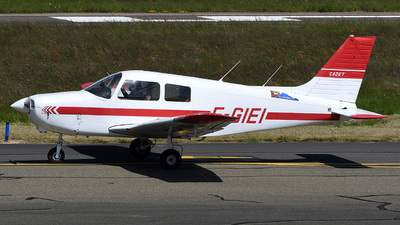 F-GIEI - Piper PA-28-161 Cadet - Private