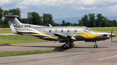 OH-DEN - Pilatus PC-12/47E - Fly 7 Executive Aviation