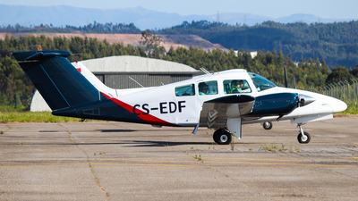 CS-EDF - Beechcraft 76 Duchess - Private